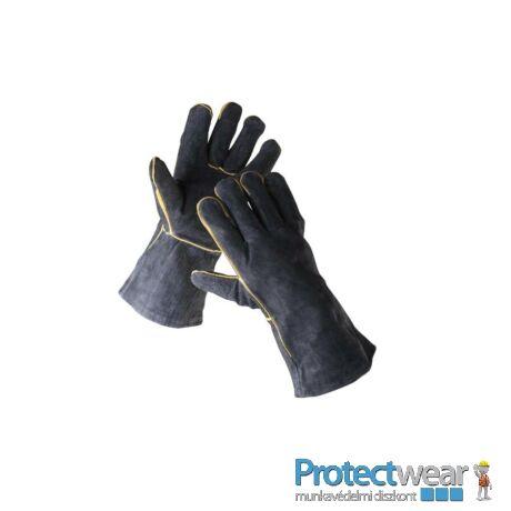 SANDPIPER BLACK bőrkesztyű - 11