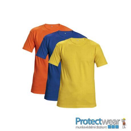 TEESTA trikó narancssárga XS