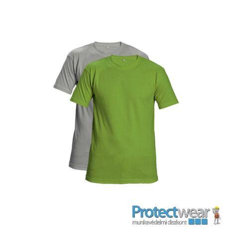 TEESTA trikó zöld XS