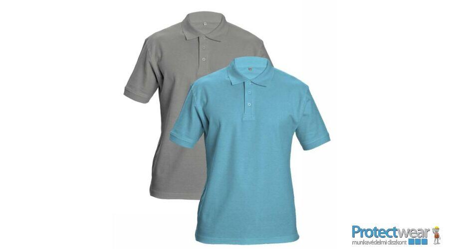 DHANU tenisz póló szürke S - Ingek 0d743cb16a