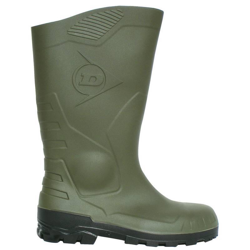 DUNLOP DEVON acélbetétes csizma Munkavédelmi cipők és ruhá